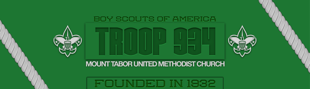 BSA Troop 934